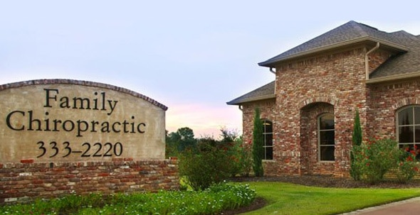 Chiropractic Northport AL Office Building