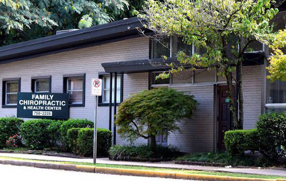 Chiropractic Tuscaloosa AL Office Building