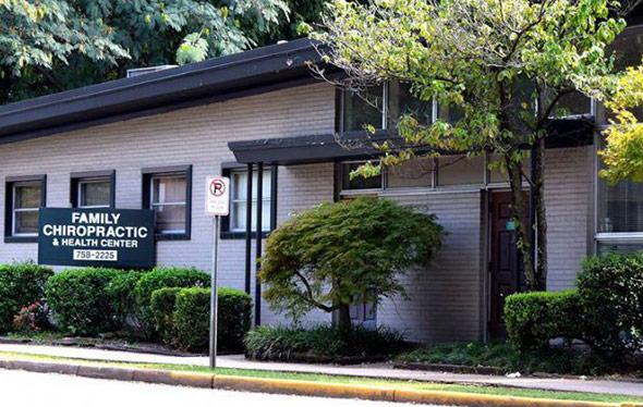 Chiropractic Tuscaloosa AL Office Building